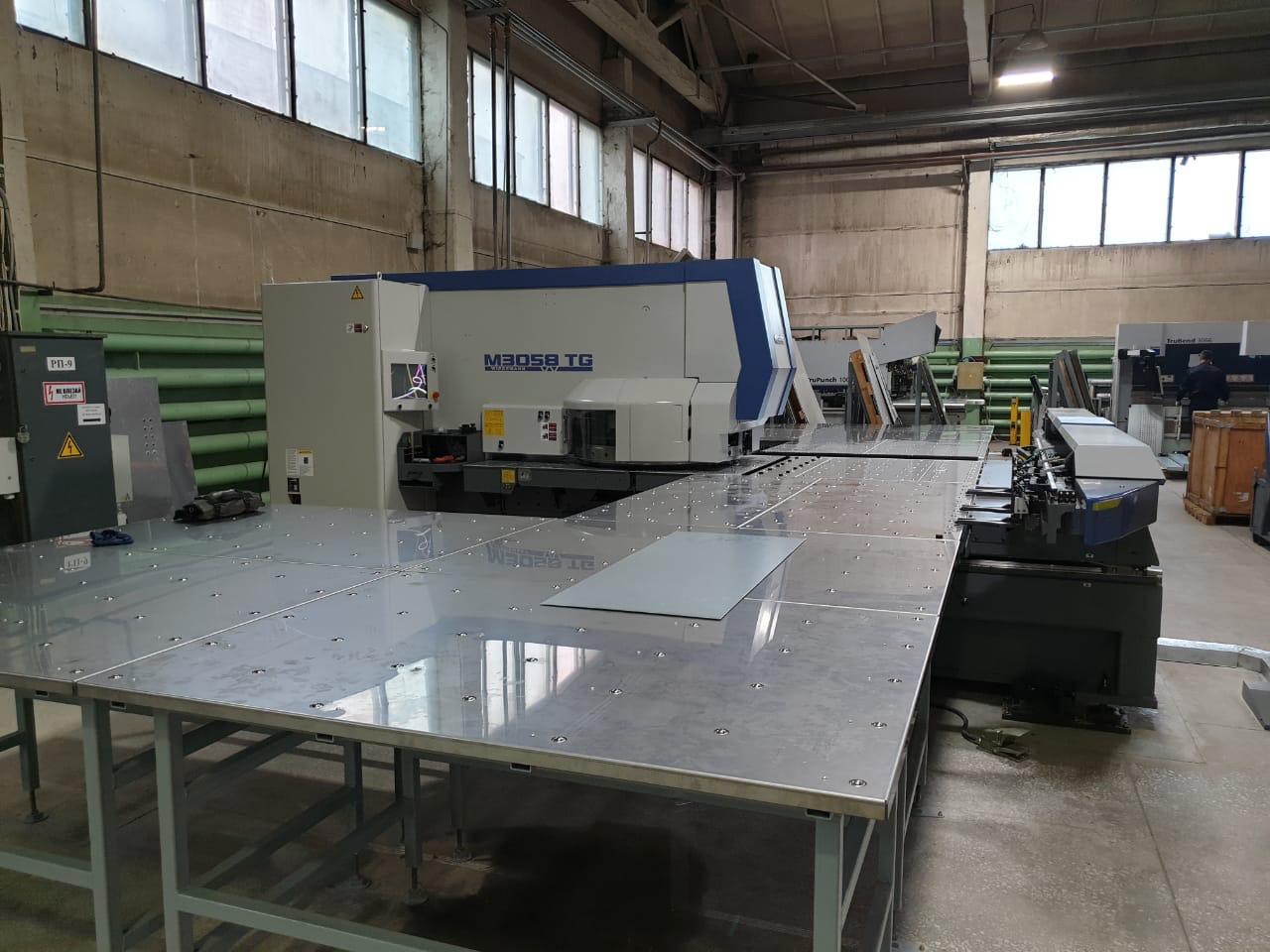 3058TG Изготовление холодильно-морозильного оборудования в МЭ