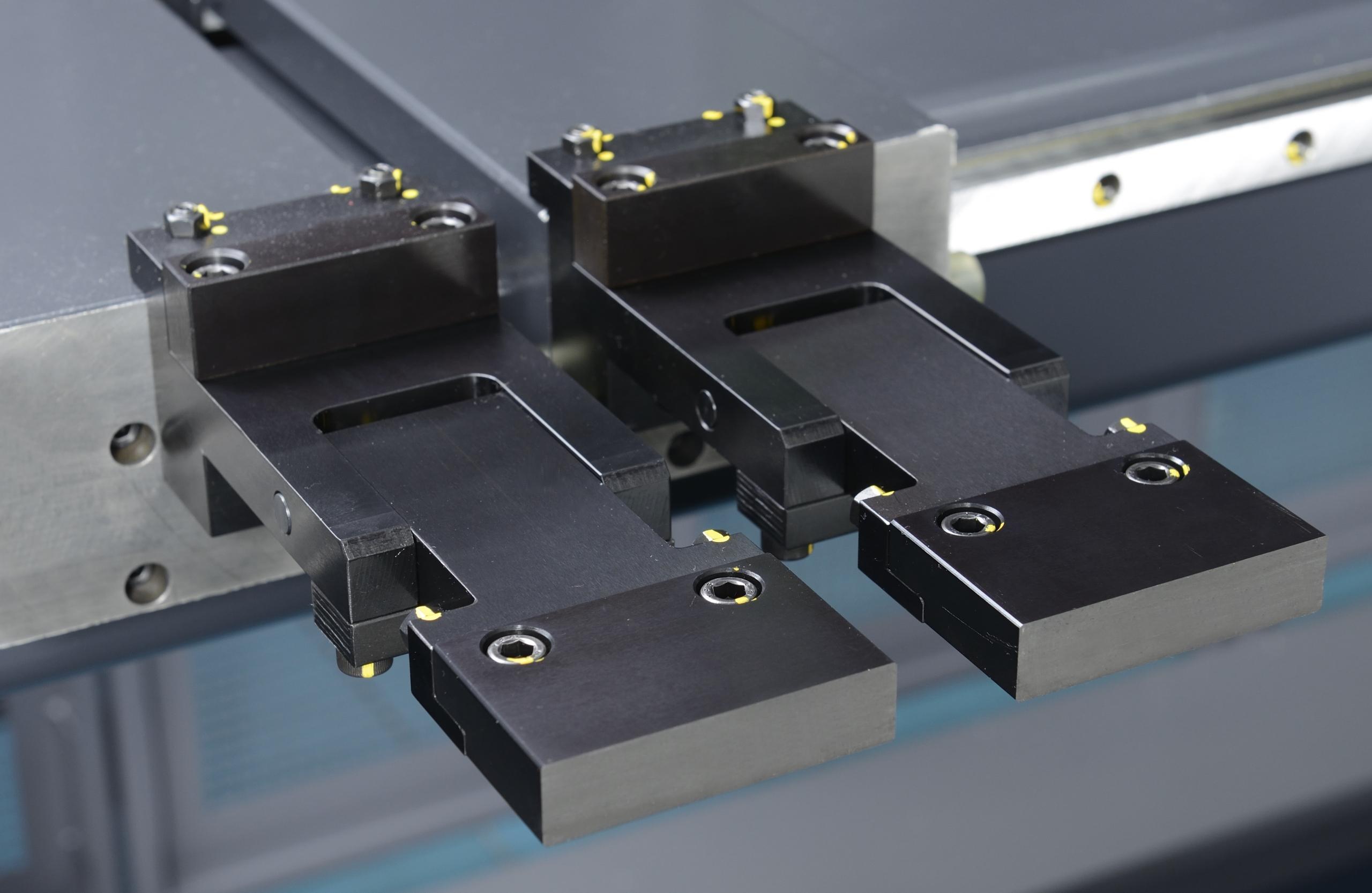 Стандартные пальцеупоры Stopper tip Flat type
